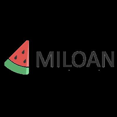 logo pożyczki Miloan