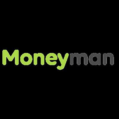 Logo pozyczki Moneyman