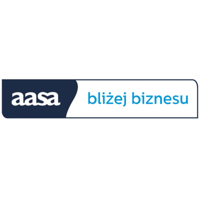 logo pożyczki aasa bliżej biznesu