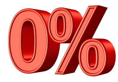 Raty zero procent